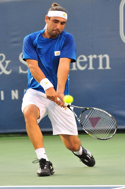 Marcos to play Andreev in New Haven