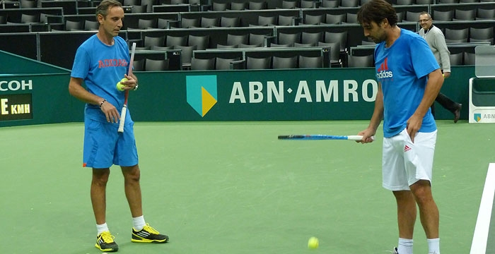 Marcos Dealt Tough Rotterdam Draw