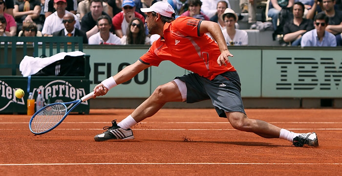 Marcos To Play Paire In Roland Garros Opener