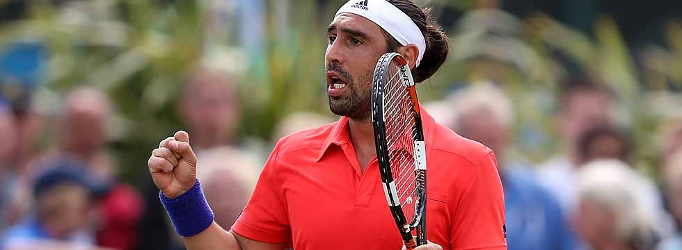 Marcos Stuns Ferrer To Reach Nottingham 3R