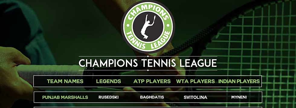 Marcos To Return To Champions Tennis League