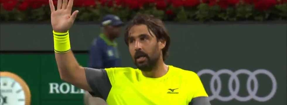 Marcos Blasts Into Indian Wells Round Of 16