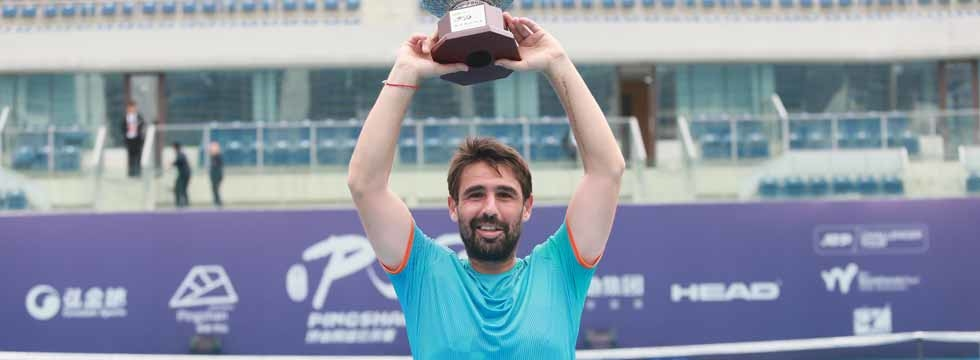 Marcos Claims Shenzhen Challenger Title